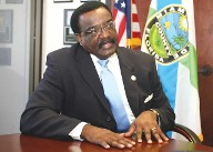 Miami District 9 Commissioner, Dennis C. Moss