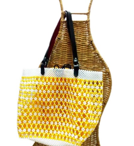 Weave & Co Gallery: Beaded Tote