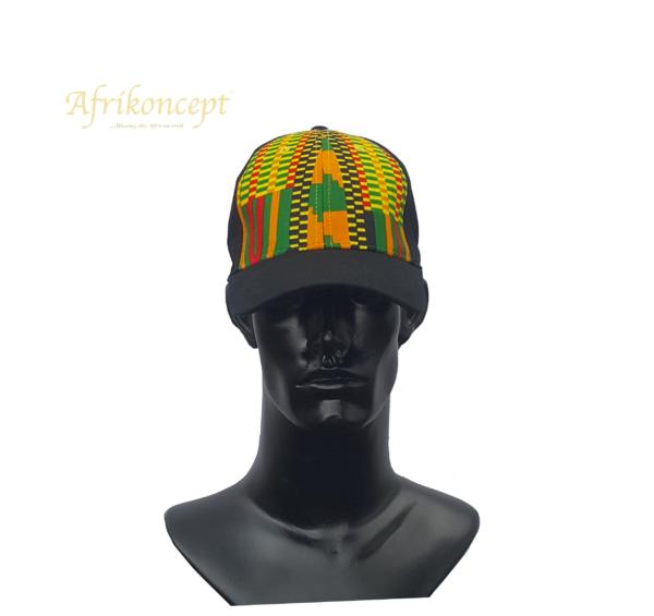 Afrikoncept 'Campanula' Yellow and Green Cap