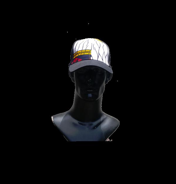 Afrikoncept 'Campanula' White Cap