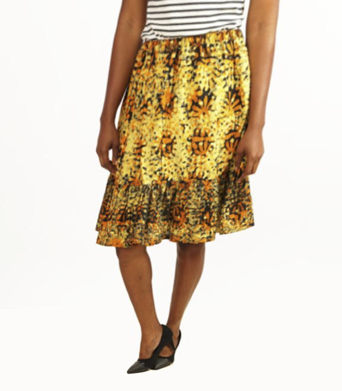 Kokxies Ltd.: Tie-Dye Gypsy Skirt