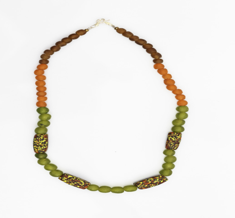 Evelyn's Place Store: Korkor Necklace