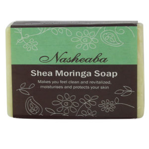 Ele Agbe Company: Shea Moringa Soap