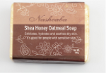Ele Agbe Company: Shea Honey Oatmeal Soap