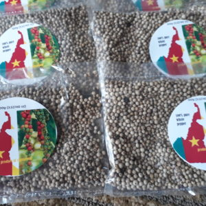 OPAJAK: White Pepper from Cameroon