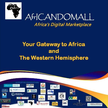 AfrICANDOMALL - Africa's Digital Marketplace. Your Gateway to Africa and The Western Hemisphere