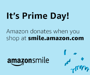 It's Prime Day! Amazon donates when you shop at smile.amazon.com | AmazonSmile